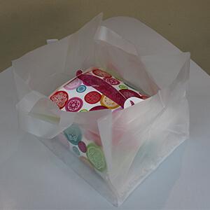Bolsas para tartas