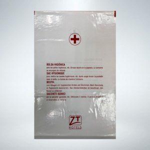 Bolsas higiénicas para hoteles
