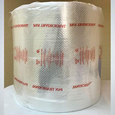 Bobina impresa polipropileno microperforado