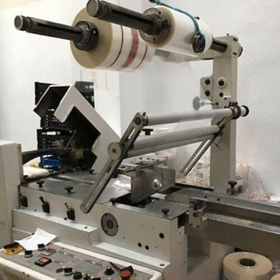 Maquinaria bolsa polipropileno microperforado