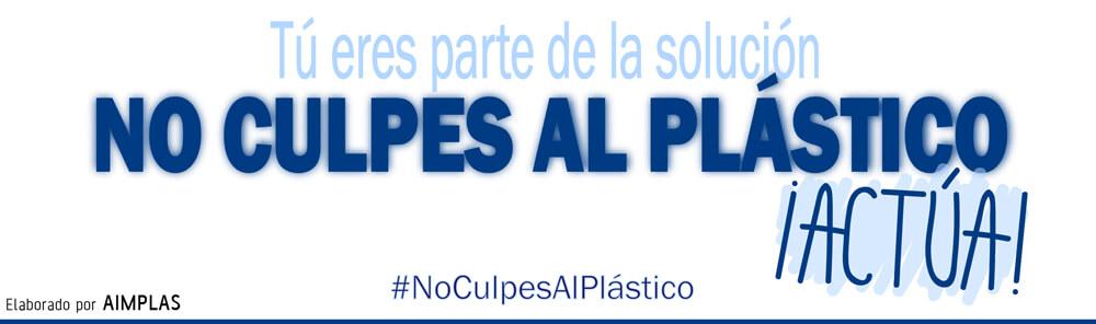 Campaña concienciación plástico