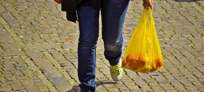 Normativa sobre bolsas de plástico 2018