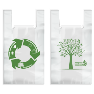 Bolsas de plastico biodegradables compostables