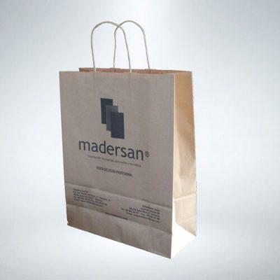 Bolsa de papel madersan