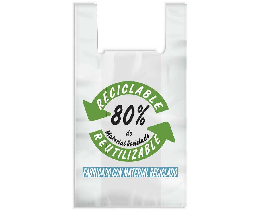 Fabricantes de bolsas material reciclado