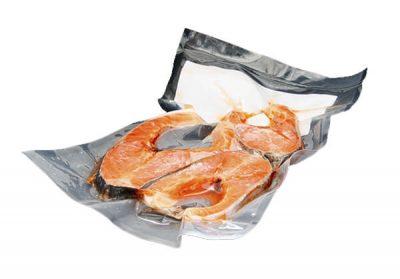 Bolsas de vacío alimentación